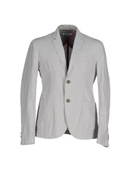 Gaudi' Suits And Jackets Blazers Men Grey