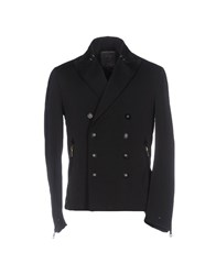 Tom Rebl Jackets Black