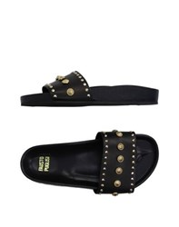 Fausto Puglisi Footwear Sandals Women Black