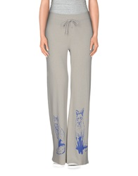 Wildfox Couture Wildfox Casual Pants Light Grey