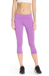 Women's Under Armour 'Shape Shifter' Studiolux Capris Mega Magenta