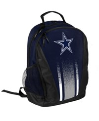 Forever Collectibles Dallas Cowboys Prime Time Backpack Navy