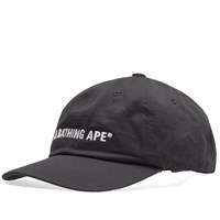 A Bathing Ape Head Cap Black
