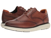Pikolinos Amberes M8h 4239 Cuero Lace Up Wing Tip Shoes Tan