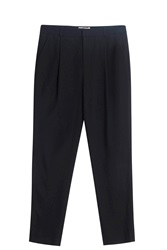 Paul And Joe Tappered Fit Trousers Black