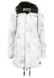 O'neill Queen Peak Winter Coat White