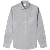 Norse Projects Anton Oxford Shirt Grey