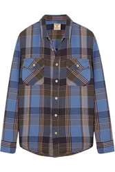 Levi's Shorthorn Plaid Brushed Cotton Shirt