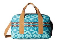 Pendleton Canopy Canvas Adventure Bag Spider Rock Aqua Tote Handbags Blue