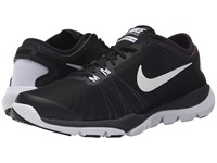 Nike Flex Supreme Tr4 Black Anthracite Stealth White Women's Cross Training Shoes
