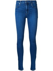 Nobody Denim Cult Skinny Jeans Blue