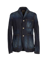 Prps Suits And Jackets Blazers Men Blue