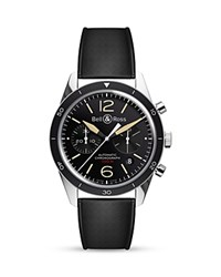 Bell And Ross Br 126 Sport Heritage Chronograph 41Mm Black