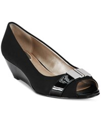 Alfani Women's Step 'N Flex Chorde Wedge Pumps Only At Macy's Women's Shoes