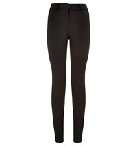 Hobbs Pryors Peg Leg Trousers Black