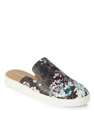 Calvin Klein Irine Floral Slide Sneakers Brown