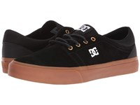 Dc Trase Sd Black Gum Skate Shoes