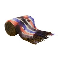 Forte Forte Tie And Dye Scarf Forest