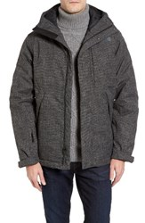 The North Face Men's Tweed Stanwix Dwr Jacket Tnf Black Tweed