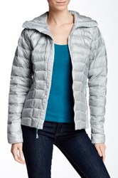 The North Face Quince Hooded Jacket White