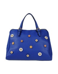 Ermanno Scervino Di Handbags Blue