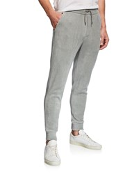 Ralph Lauren Fleece Lounge Pants Gray
