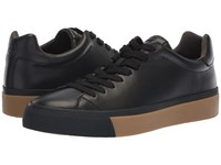 Rag And Bone Rb1 Low Top Sneakers Black Combo Lace Up Casual Shoes