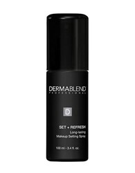 Dermablend Set And Refresh Makeup Setting Spray 3.4 Fl. Oz. No Color
