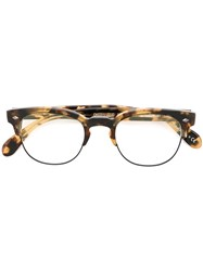 Oliver Peoples 'Hendon La' Glasses Brown