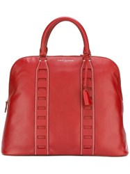 Myriam Schaefer Medium 'Tennessee' Tote Red