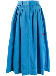 Marc Jacobs The Found Skirt Blue