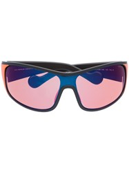 Moncler Eyewear Mirrored Sunglasses 60