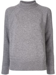Paule Ka Ribbed Turtle Neck 60