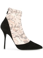 Pierre Hardy Laced Illusion Pumps Black