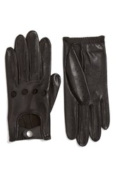 Rag And Bone Women's Leather Driving Gloves