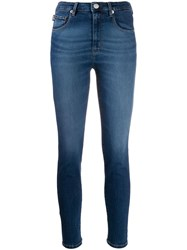 Love Moschino Mid Rise Skinny Jeans 60