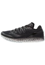 Saucony Freedom Iso Neutral Running Shoes Black
