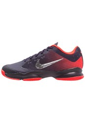 Nike Performance Air Zoom Ultra Outdoor Tennis Shoes Lilas Rouge Purple