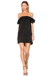Amanda Uprichard Ethan Dress Black