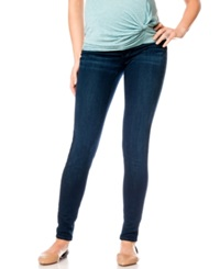 A Pea In The Pod Jeans Maternity Skinny Jeans Dark Wash
