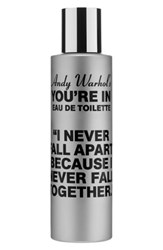 Comme Des Garcons Andy Warhol You're In Unisex Eau De Toilette I Never Fall