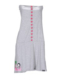 Tokidoki Dresses Short Dresses Women Light Grey