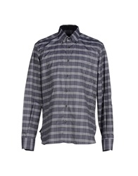 Maestrami Shirts Dark Blue