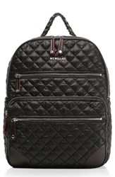 M Z Wallace Mz Crosby Backpack Black