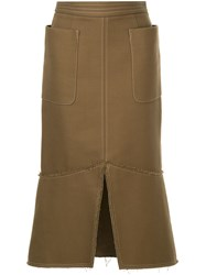 Camilla And Marc Sloane Skirt Brown
