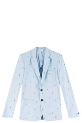 Paul And Joe Hawaian Deconstructed Blazer