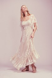 Free People Enchanted Forest Maxi Dress