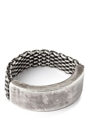 Title Of Work Adjustable Mesh And Band Ring