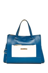 Catherine Malandrino Becca East West Tote Blue