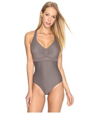 Prana Aelyn D Cup One Piece Moonrock Women's Swimsuits One Piece Multi